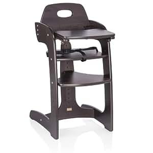 herlag hochstuhl tipp topp comfort iv der mitwachsende kinderhochstuhl aus massivem buchenholz. Black Bedroom Furniture Sets. Home Design Ideas