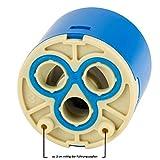 Keramik-Kartusche 35 mm für Armaturen Ersatzk...Vergleich