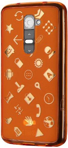 Cruzerlite Experience Case für LG G2 (nur Sprint/T-Mobile), Orange