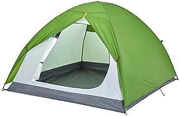 Quechua Arpenaz 3 Camping Tent, 3 Person (Green, 108900)