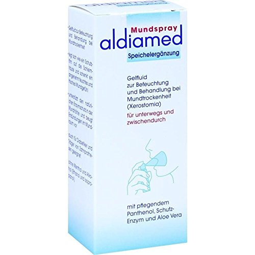Aldiamed Mundspray zur Sp 50 ml