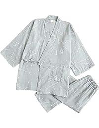 Kimono Señoras Robe Mujeres Batas Conjunto De Pijama De Ropa Al Vapor