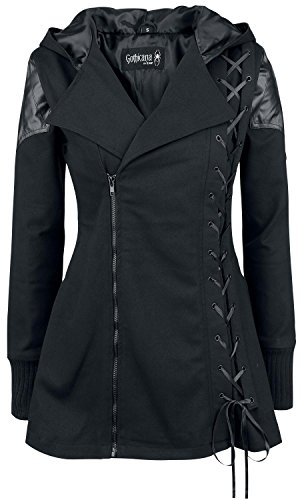 Gothicana by EMP Vampire Jacket Giacca donna nero XL