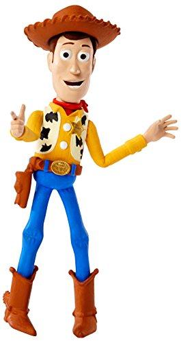 Mattel Disney Pixar Toy Story - Quick Draw Sherif Woody Figure (Dmd53) Toy Story-woody