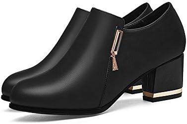 XUERUI zapatos de verano comodidad grueso con zapatos de madre zapatos de trabajo de gran tamaño salvaje zapatos...