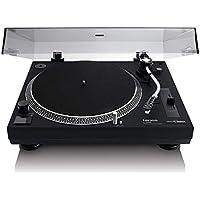 Lenco L-3808 - DJ Plattenspieler mit Direktantrieb - Schwarz