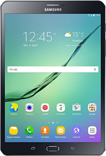 Samsung Galaxy Tab S2 T719 20,31 cm (8 Zoll) LTE Tablet PC (2 Quad Core Prozessoren 1,8 GHz + 1,4GHz 3GB RAM Android) - 2012 Tablet Samsung