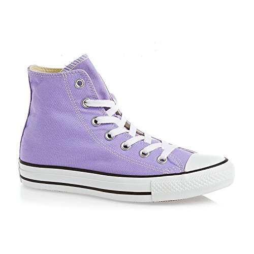Converse Unisex-Erwachsene All Star Hi Canvas Seasonal Kurzschaft Stiefel LAVENDER GLOW