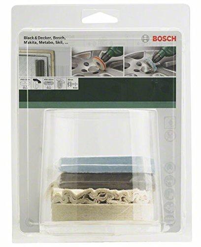 Bosch DIY 5tlg. Hobby-Polier-Set (für Bohrmaschinen)