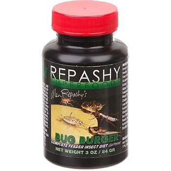 Repashy Bug Burger - complete feeder insect diet Gel premix 84 gram Test
