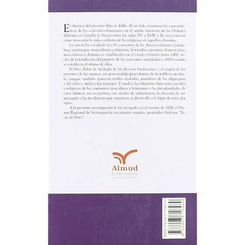 Monjas y conventos en Castilla la nueva: un modelo de vida religiosa rural en los siglos XV-XVII
