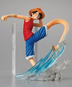 ONE PIECE Attack Motions Vol. 3 Figur : Monkey D. Ruffy