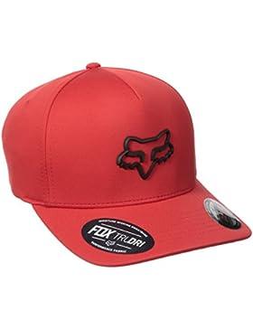 Fox Flexfit Cap Lampson Rojo Talla L/XL