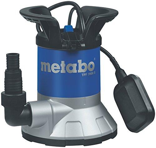 Metabo TPF 7000 S Klarwasserpumpe