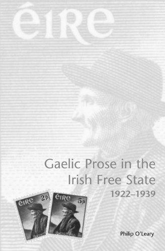 Gaelic Prose in the Irish Free State: 1922-1939