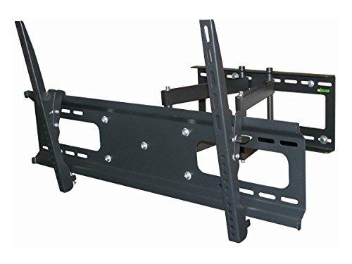 """Kanex Pro Black Full-Motion Tilt/Swivel Wall Mount Bracket for Lg 39lb5800 39"""" Inch Led HDTV Tv/Television - Articulating/Tilting/Swiveling"""