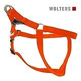 Geschirr Basic One Touch, Größe:M 30 - 50 cm x 15 mm;Farbe:orange