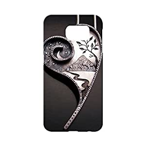 G-STAR Designer 3D Printed Back case cover for Samsung Galaxy S6 Edge Plus - G1424
