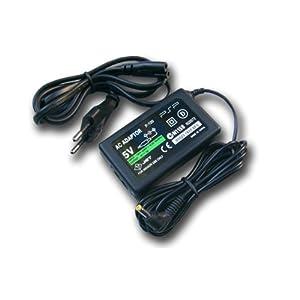 PSP Netzteil mit Netzstecker für PSP Slim & Lite & FAT
