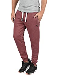 SOLID Benn Herren Jogginghose Sweatpants Sporthose mit kuscheliger Fleece-Innenseite aus hochwertiger Baumwollmischung Meliert