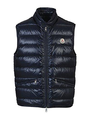 264d6690d6c7 Moncler Men s 433619953029776 Blue polyamide Vest - Buy Online in ...