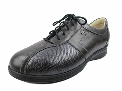 Finn Comfort 5052-901559, Scarpe stringate donna Marrone