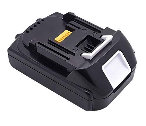 FengWings® BL1815 Akku 18V 1500mAh BL1830 AP-183 Ersetzen Werkzeug Akku Kompatibel mit für Makita 196235-0 194205-3 194309-1 194513-2 LXT400 194204-5 195445-6 BMR100 BL1815N