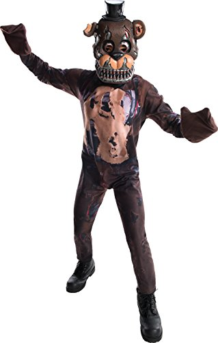 Five Nights At Freddy's Nightmare Freddy Costume Child Medium