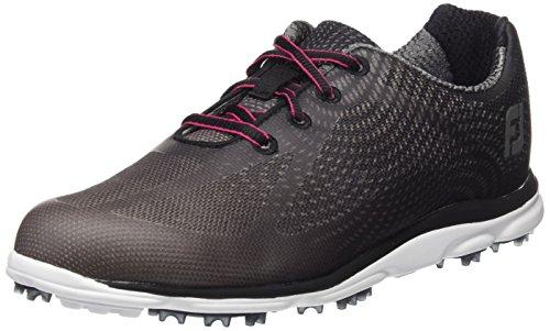 Footjoy , Chaussures de golf pour femme Multicolore Negro / Antracita 40 (M)