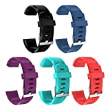 rebirthesame Silikon Ersatzband weiches, kratzfestes Armband Armband für ID115 Plus Fitness Tracker