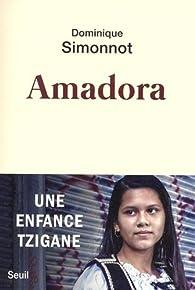 Amadora. Une enfance tzigane par Dominique Simonnot