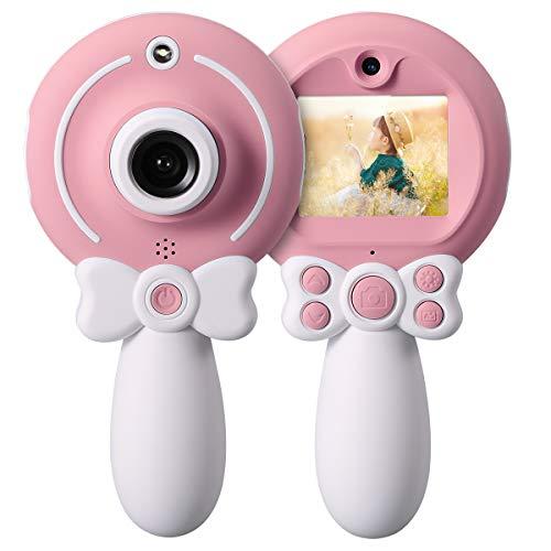Fairy Cámara Digital para Niños con Tarjeta SD