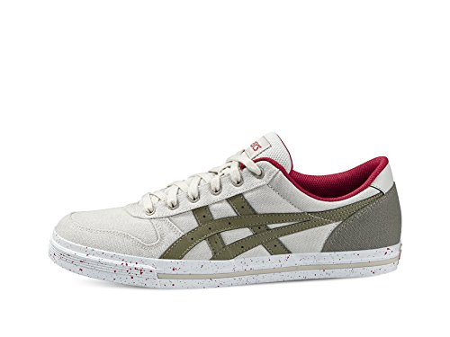 Asics Aaron chaussures White - off-white/light olive