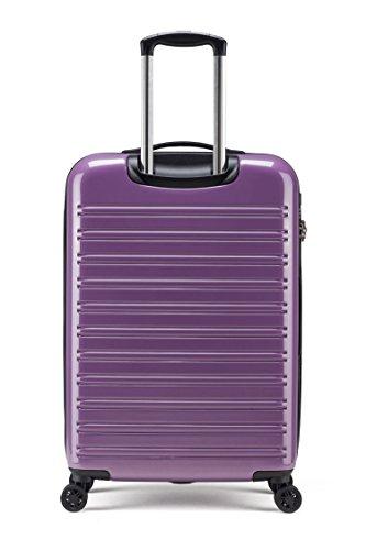 Delsey Koffer, violett (Lila) - 00203880108 - 3