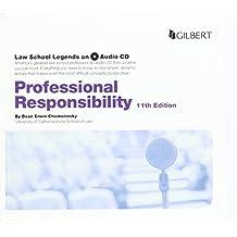Law School Legends Audio on Professional Responsibility