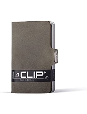 I-CLIP Soft Touch Cartera Delgada (disponible en 7 colores)