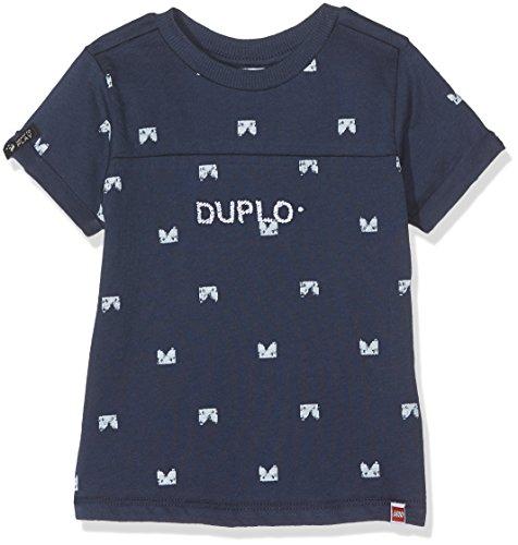 Lego Wear Baby-Jungen Duplo Boy Texas 602-T-Shirt, Blau (Dark Navy 589), 98 Preisvergleich