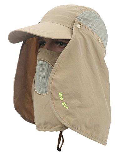 sumolux-uv-50-sombrero-gorra-con-visera-transpirable-pesca-con-alas-y-mascara-extraible-protege-cuel