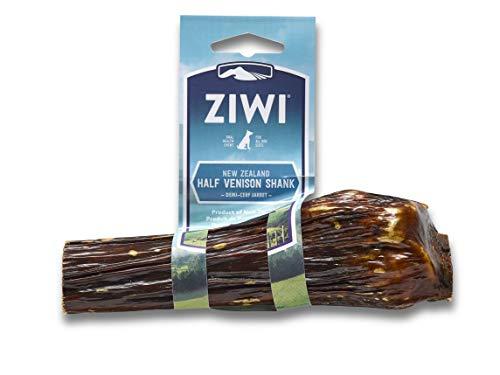 Ziwi Peak   Oral Health Chews Deer Shank Half (Hirsch-Knochen)   1 Stück -