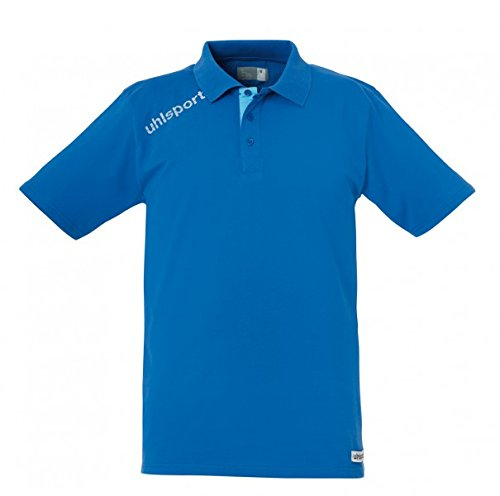 Uhlsport ESSENTIAL Maglietta Polo azurblau