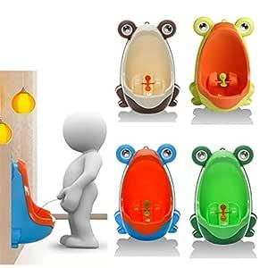 Sunywear 16 x 15.5 x 30cm Cartoon Children Potty Toilet Wall-Mounted Boys Urinal Trainer Bathroom Potties /& Seats