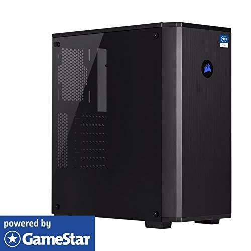 ONE GameStar PC XL Gaming-PC AMD Ryzen 5 3600 6 x 4.20 GHz ASUS Radeon RX Vega 56 16 GB DDR4 500 GB SSD + 1 TB HDD Windows 10 Home 3 Jahre Garantie 500-gb-digital-multimedia