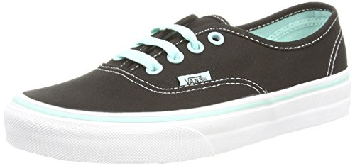 Vans U Authentic Pop, Baskets Basses Mixte Adulte Noir ((pop) Black/b