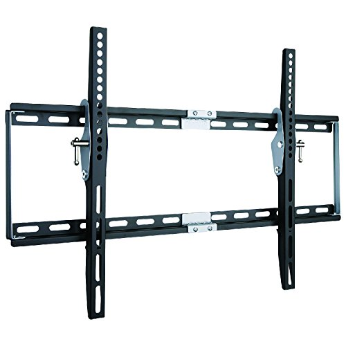 Duronic TVB777 Soporte TV Pared Fijo Ultra Delgado
