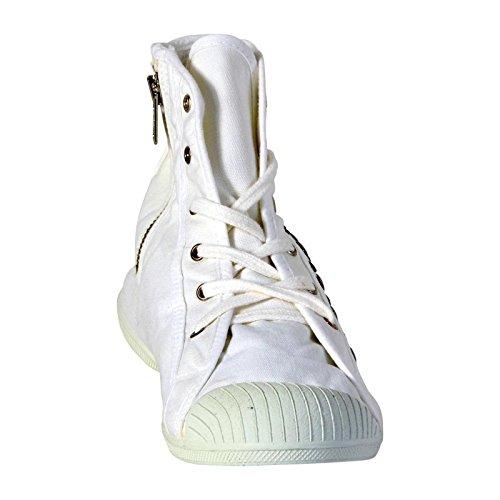 Basket Wati B Beverly Blanc Blanc