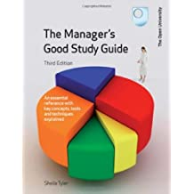 The Manager's Good Study Guide by Sheila Tyler (8-May-2007) Paperback