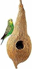 Bristo Coco Fiber Bird Nest for Bird Breeding