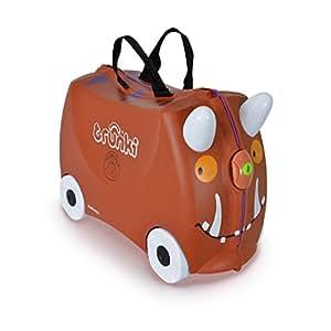 Trunki Children's Ride-On Suitcase: Gruffalo (Brown)