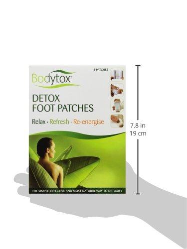 Bodytox Detox Foot 6 Patches