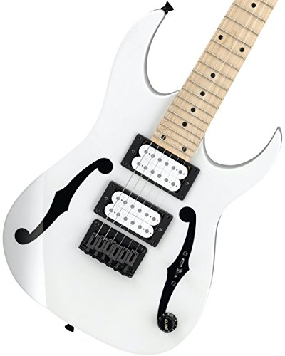 Ibanez PGM3 Paul Gilbert Signature Electric Guitar, White